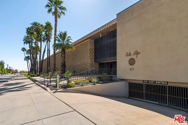 277 E Alejo Road #201, Palm Springs, CA 92262 (#21714002) :: Wendy Rich-Soto and Associates