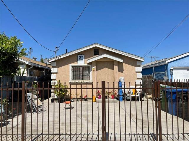 1753 E 113th Street, Los Angeles (City), CA 90059 (#PV21069620) :: eXp Realty of California Inc.