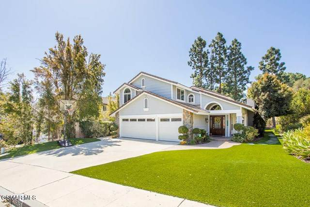 2626 Wordsworth Court, Thousand Oaks, CA 91362 (#221001721) :: The Costantino Group | Cal American Homes and Realty