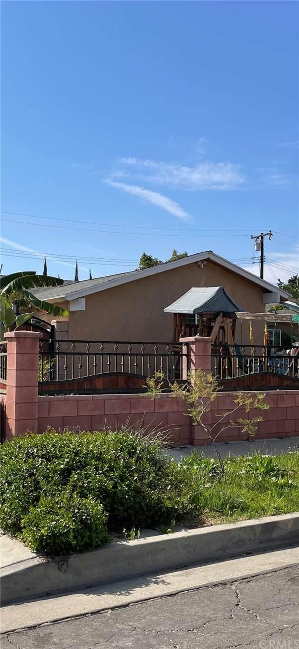 731 Elsberry Avenue, La Puente, CA 91744 (#PW21069843) :: RE/MAX Masters