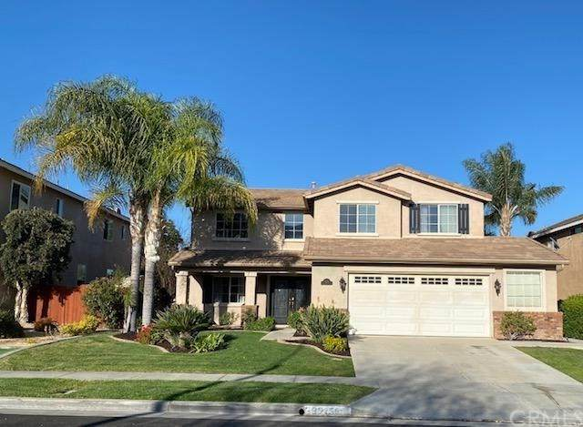 38216 Pine Creek Place, Murrieta, CA 92562 (#SW21069895) :: EXIT Alliance Realty