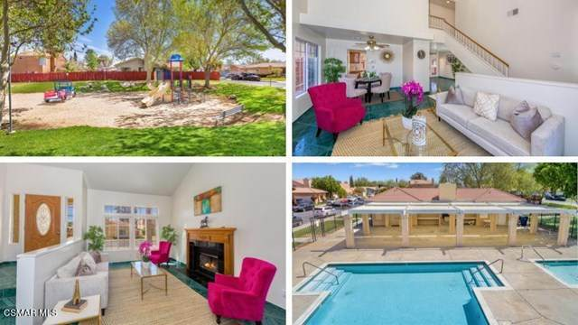 2245 Mark Avenue, Palmdale, CA 93550 (#221001727) :: Wendy Rich-Soto and Associates