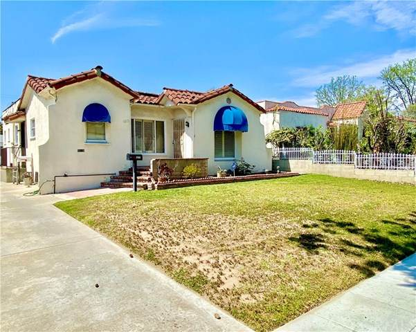 1815 S Sierra Vista Avenue, Alhambra, CA 91801 (#AR21070021) :: Koster & Krew Real Estate Group | Keller Williams