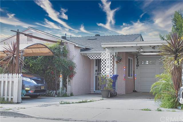 1016 W 225th Street, Torrance, CA 90502 (#SB21070074) :: Koster & Krew Real Estate Group | Keller Williams