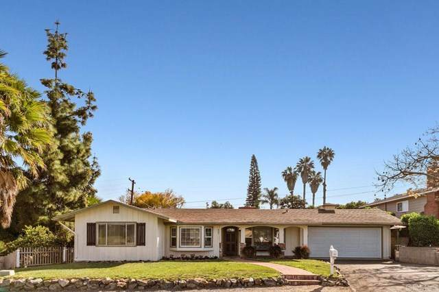 432 Orange Grove Avenue, Vista, CA 92084 (#NDP2103554) :: eXp Realty of California Inc.