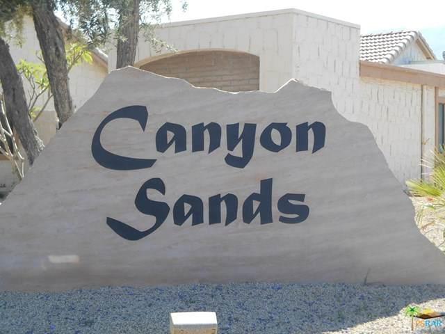 4545 E Seven Lakes Drive D, Palm Springs, CA 92264 (#21693074) :: Compass