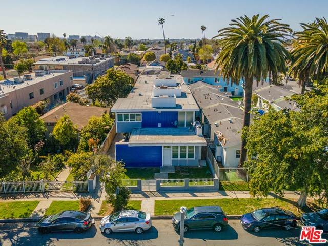 709 S Flower Street, Inglewood, CA 90301 (#21714830) :: Koster & Krew Real Estate Group | Keller Williams