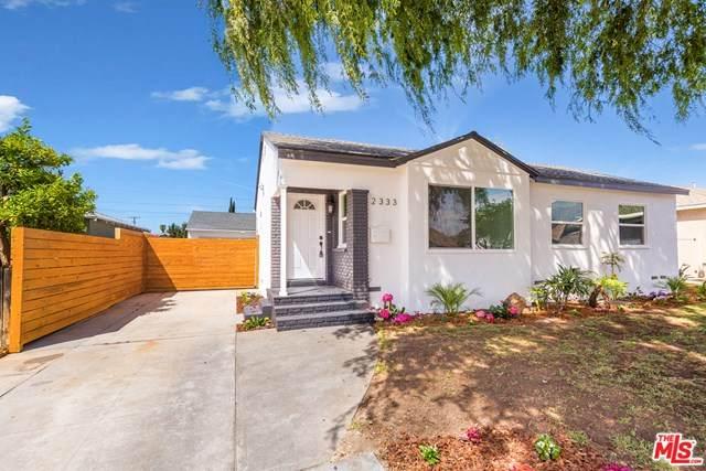 2333 Rochelle Avenue, Monrovia, CA 91016 (#21714778) :: Koster & Krew Real Estate Group | Keller Williams