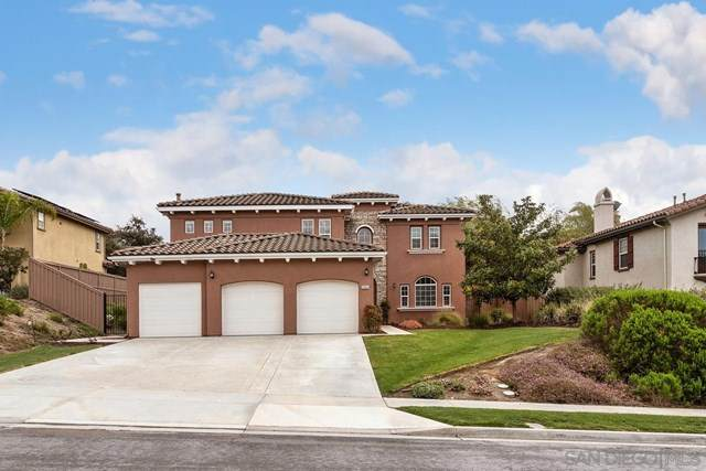 5563 Nanday Ct, Oceanside, CA 92057 (#210008720) :: Wendy Rich-Soto and Associates
