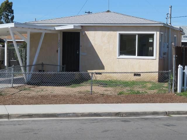 5222 Castana, San Diego, CA 92114 (#210008571) :: Koster & Krew Real Estate Group | Keller Williams