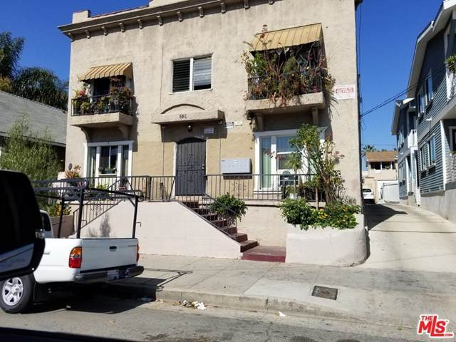 219 N St Louis Street, Los Angeles (City), CA 90033 (#21714924) :: Wendy Rich-Soto and Associates