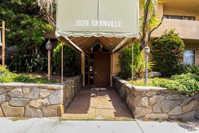 1020 Granville Avenue #203, Los Angeles (City), CA 90049 (#PW21068463) :: Amazing Grace Real Estate | Coldwell Banker Realty