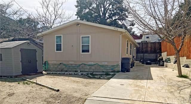 633 Avalon, Frazier Park, CA 93225 (#SR21070347) :: Koster & Krew Real Estate Group | Keller Williams