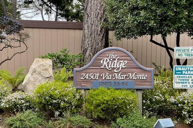 24501 Via Mar Monte #81, Outside Area (Inside Ca), CA 93923 (#ML81837516) :: Zember Realty Group