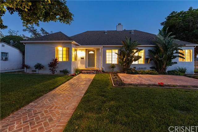 600 Newton, San Fernando, CA 91340 (#SR21071001) :: The Brad Korb Real Estate Group