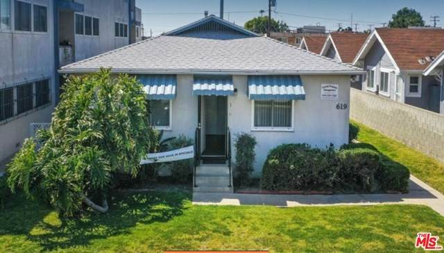 619 S Grevillea Avenue, Inglewood, CA 90301 (#21715032) :: Koster & Krew Real Estate Group | Keller Williams