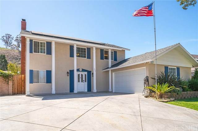 637 Talbert Avenue, Simi Valley, CA 93065 (#SR21042570) :: Wendy Rich-Soto and Associates