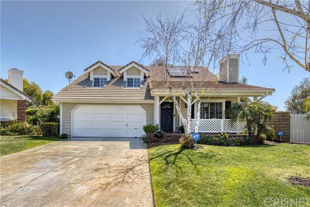 23802 Garland Court, Valencia, CA 91354 (#SR21070231) :: Team Forss Realty Group