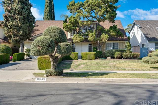 16443 Knapp Street, North Hills, CA 91343 (#SR21069419) :: The Brad Korb Real Estate Group