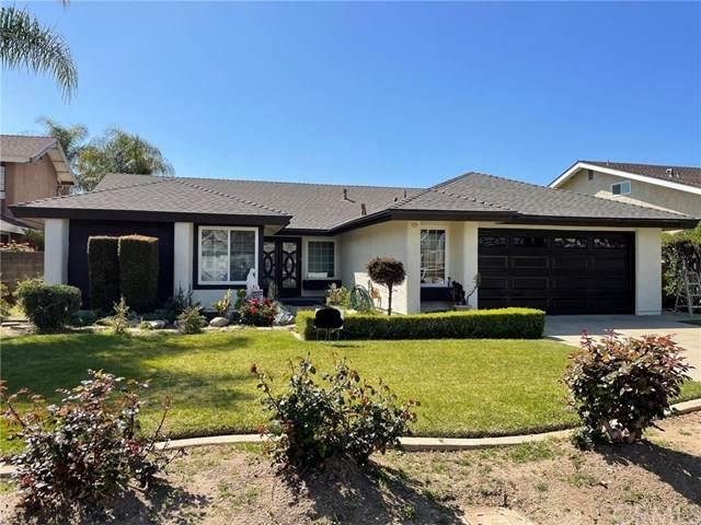 1158 Beaver Way, La Verne, CA 91750 (#PW21071986) :: Mainstreet Realtors®