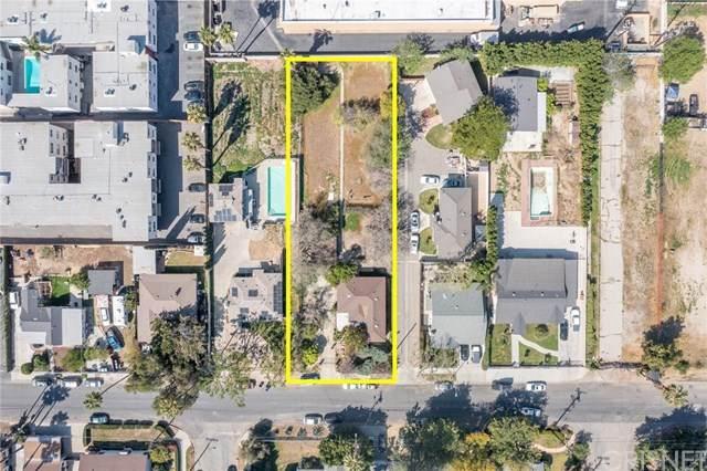 6443 Columbus Avenue, Van Nuys, CA 91411 (#SR21071903) :: Wendy Rich-Soto and Associates