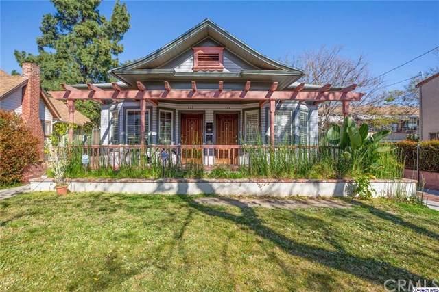 322 Langley Street, Glendale, CA 91205 (#320005589) :: Koster & Krew Real Estate Group | Keller Williams