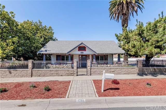 8204 Archibald Avenue, Rancho Cucamonga, CA 91730 (#CV21071210) :: Mainstreet Realtors®