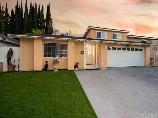19812 Ingomar Street, Winnetka, CA 91306 (#SR21068848) :: eXp Realty of California Inc.