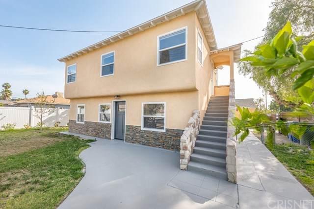 10929 El Dorado Avenue, Pacoima, CA 91331 (#SR21072226) :: Wendy Rich-Soto and Associates