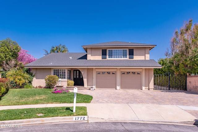 1772 Hannah Circle, Simi Valley, CA 93063 (#221001780) :: Koster & Krew Real Estate Group | Keller Williams