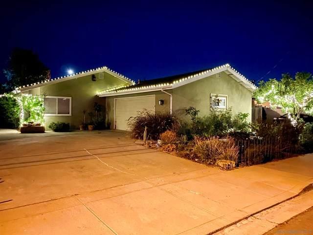 4725 Normandie Pl, La Mesa, CA 91941 (#210008874) :: Steele Canyon Realty