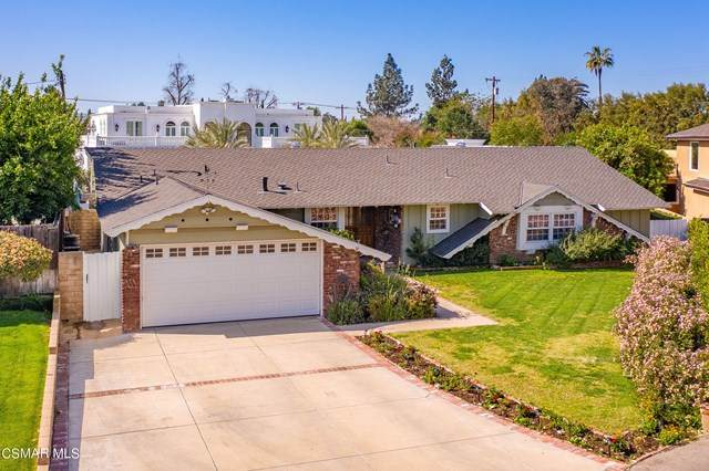 16744 Bahama Street, Northridge, CA 91343 (#221001784) :: Koster & Krew Real Estate Group | Keller Williams