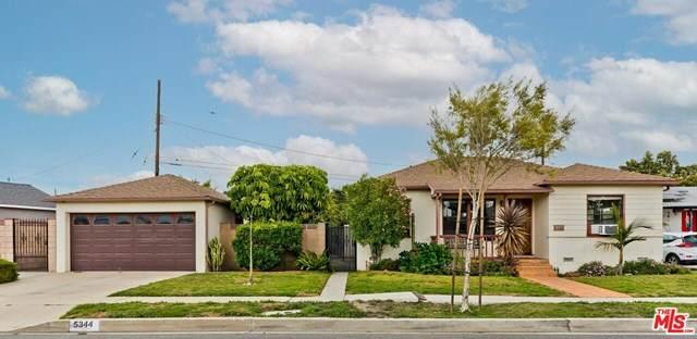 5344 Etheldo Avenue, Culver City, CA 90230 (#21716010) :: eXp Realty of California Inc.