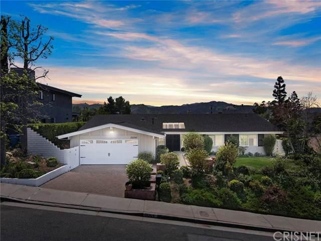 22916 Paul Revere Drive, Calabasas, CA 91302 (#SR21072220) :: Koster & Krew Real Estate Group | Keller Williams