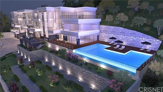 4050-Dr Deerhorn, Sherman Oaks, CA 91403 (#SR21071979) :: The Brad Korb Real Estate Group