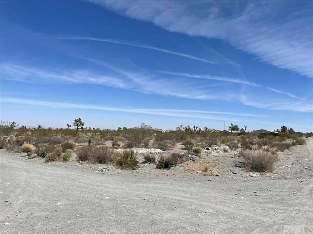 0 Evergreen, Pinon Hills, CA 92372 (#TR21072480) :: eXp Realty of California Inc.