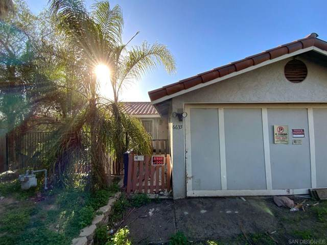 6635 Aviation Dr, San Diego, CA 92114 (#210008905) :: Team Tami