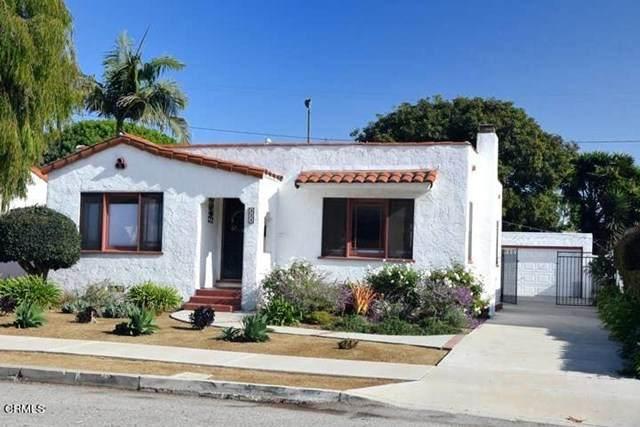 454 Coronado Street, Ventura, CA 93001 (#V1-4969) :: Wendy Rich-Soto and Associates