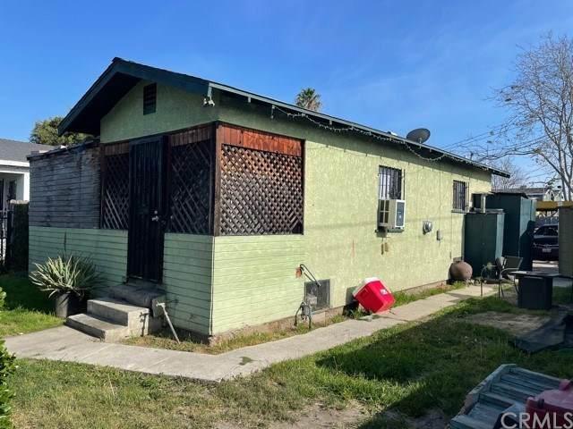 2166 E 105th Street, Los Angeles (City), CA 90002 (#DW21072494) :: eXp Realty of California Inc.