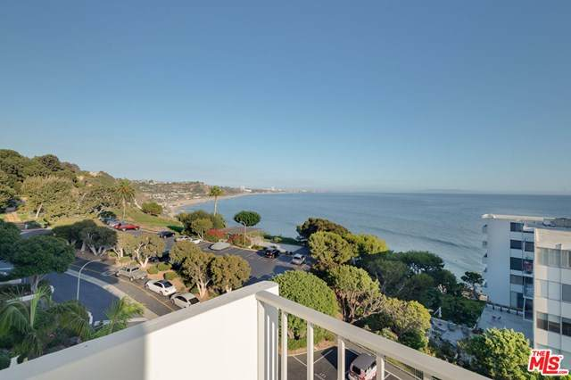 17350 W Sunset 505C, Pacific Palisades, CA 90272 (#21715852) :: Steele Canyon Realty