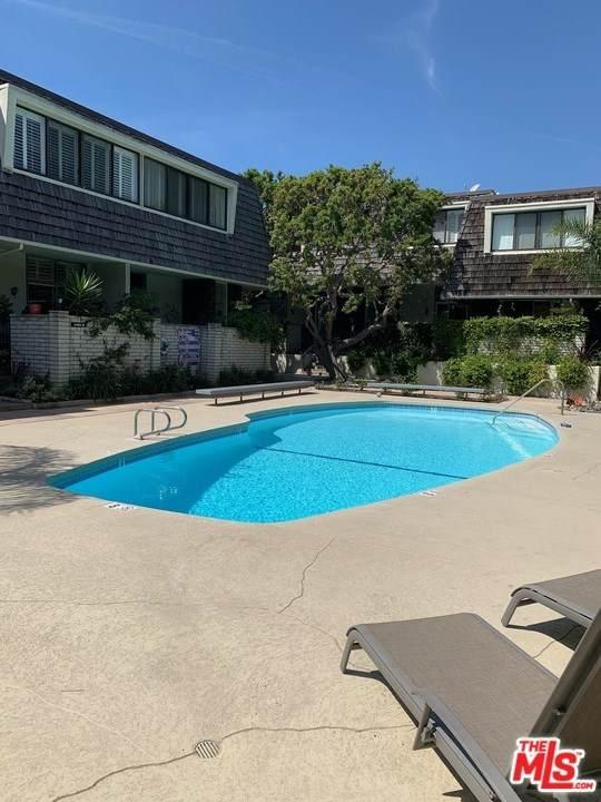 4780 La Villa Marina #6, Marina Del Rey, CA 90292 (#21716206) :: The Kohler Group