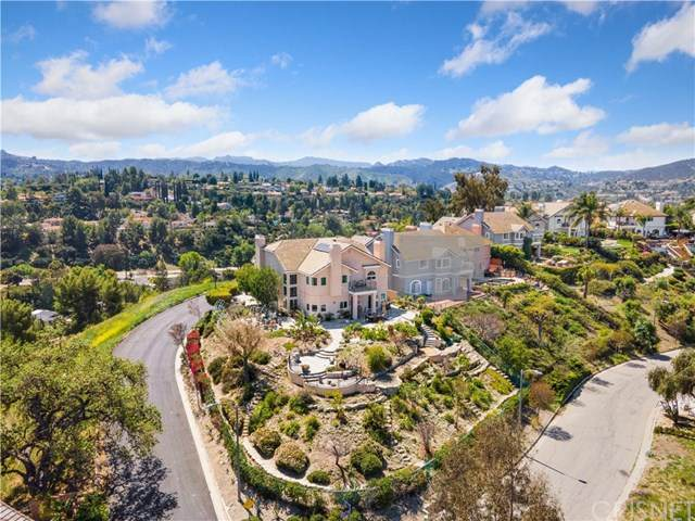 22527 Uhea Road, Woodland Hills, CA 91364 (#SR21071662) :: The Brad Korb Real Estate Group