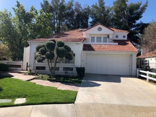 25851 Bellis Drive, Valencia, CA 91355 (#SR21072712) :: Team Forss Realty Group