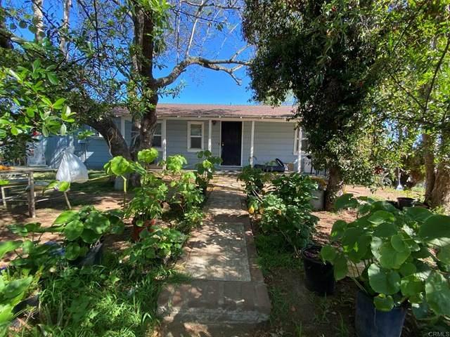 632 Porter St., Fallbrook, CA 92028 (#NDP2103680) :: eXp Realty of California Inc.