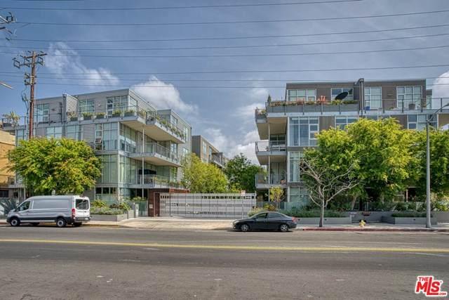 4080 Glencoe Avenue #212, Marina Del Rey, CA 90292 (#21716034) :: The Kohler Group