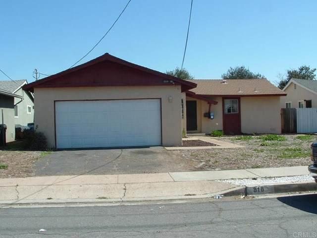 818 N Beech St, Escondido, CA 92026 (#PTP2102356) :: Koster & Krew Real Estate Group | Keller Williams