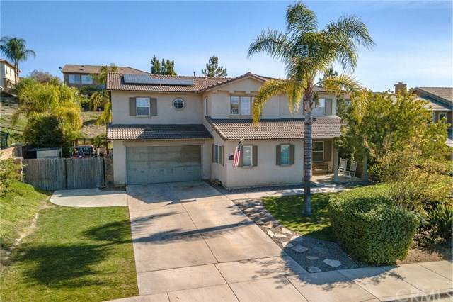 32251 Blazing Star Street, Winchester, CA 92596 (#SW21072935) :: EXIT Alliance Realty
