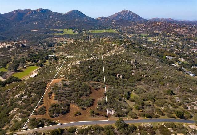 V/L Oak Valley Road, Ramona, CA 92065 (#NDP2103688) :: Koster & Krew Real Estate Group | Keller Williams