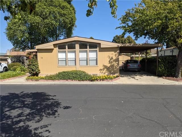 519 W Taylor Street #12, Santa Maria, CA 93458 (#NS21072848) :: Wendy Rich-Soto and Associates