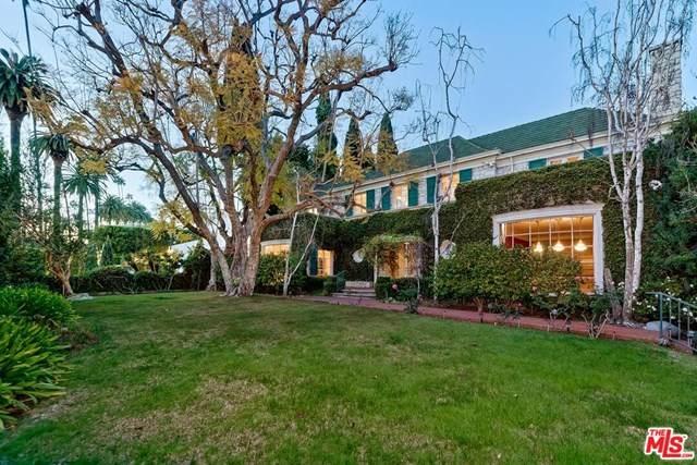 702 N Beverly Drive, Beverly Hills, CA 90210 (#21715308) :: The Kohler Group